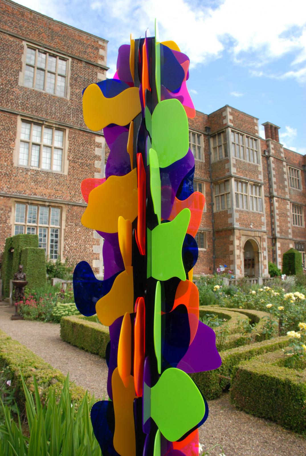 Raphael Daden | Doddington Hall | Light Sculpture Acrylic LED