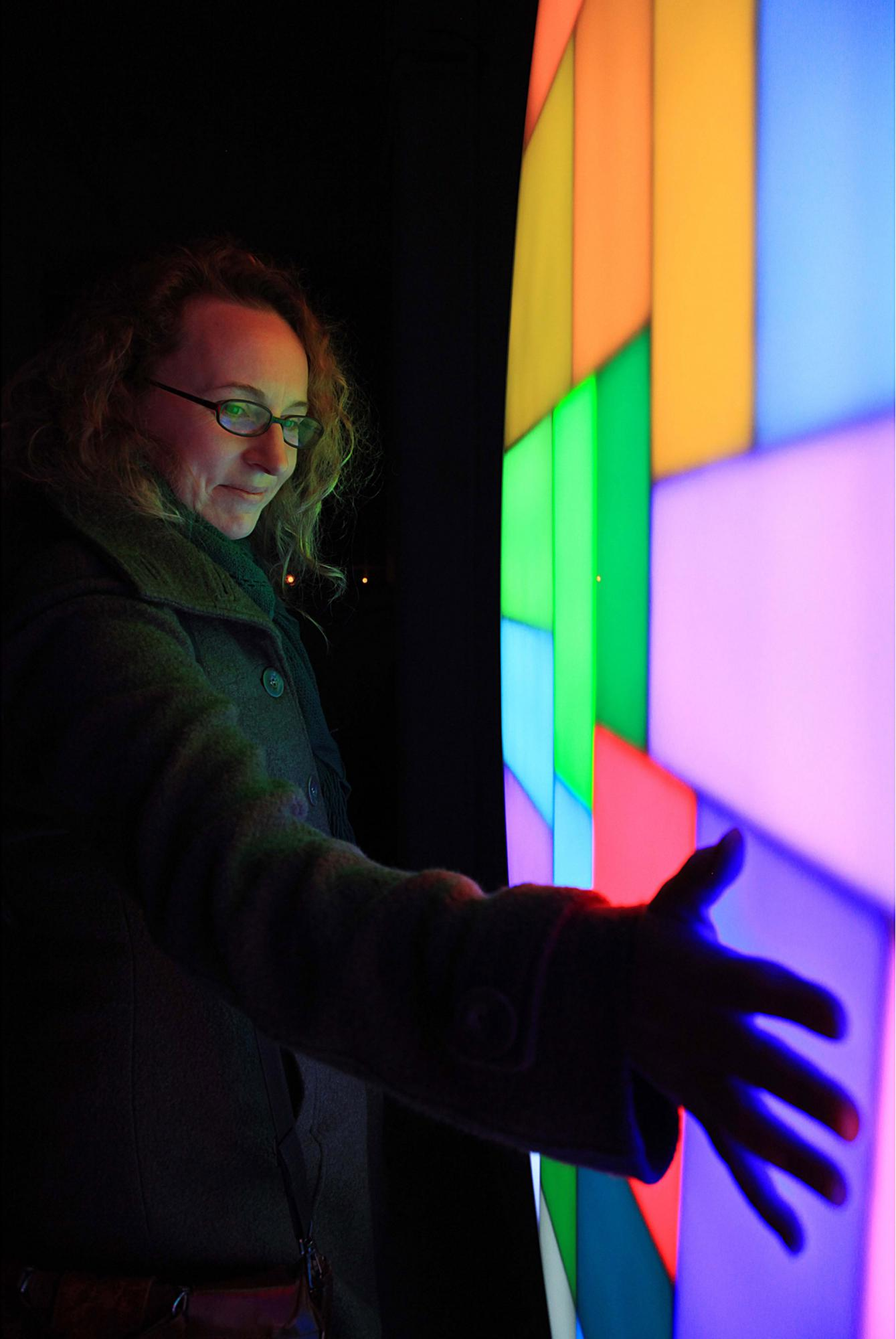 Raphael Daden | ZE Projects Cardiff | Painting With Light