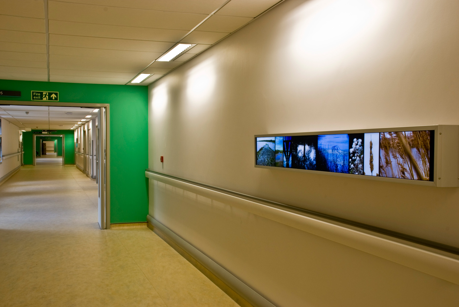 Raphael Daden | Broomfield Hospital, Essex | Outside Inside
