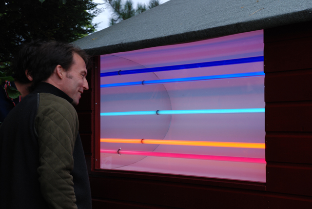 Raphael Daden | Wirksworth Festival,Derbyshire | Shedding Light
